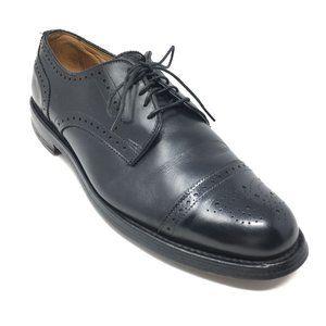 Allen Edmonds Lexington Oxfords Shoes Sz 9.5 Black